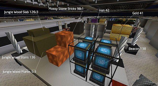 025bc  Minetrek texture pack 3 [1.5.2/1.5.1] [64x] MineTrek Texture Pack para Minecraft