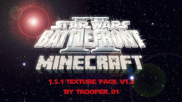 04f9e  Star wars battlefront 2 texture pack [1.7.2/1.6.4] [16x] Star Wars Battlefront 2 Texture Pack Download