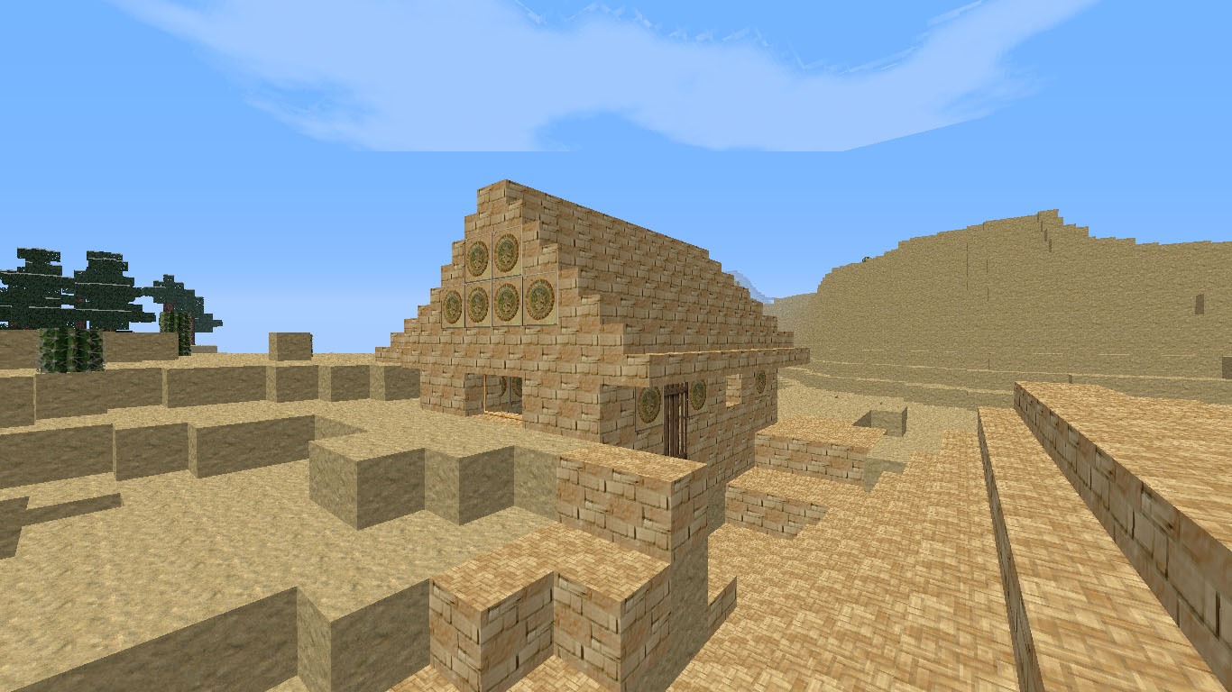 09cac  STMLP Realism texture pack 3 [1.5.2/1.5.1] [64x] STMLP Realism HD Texture Pack Download