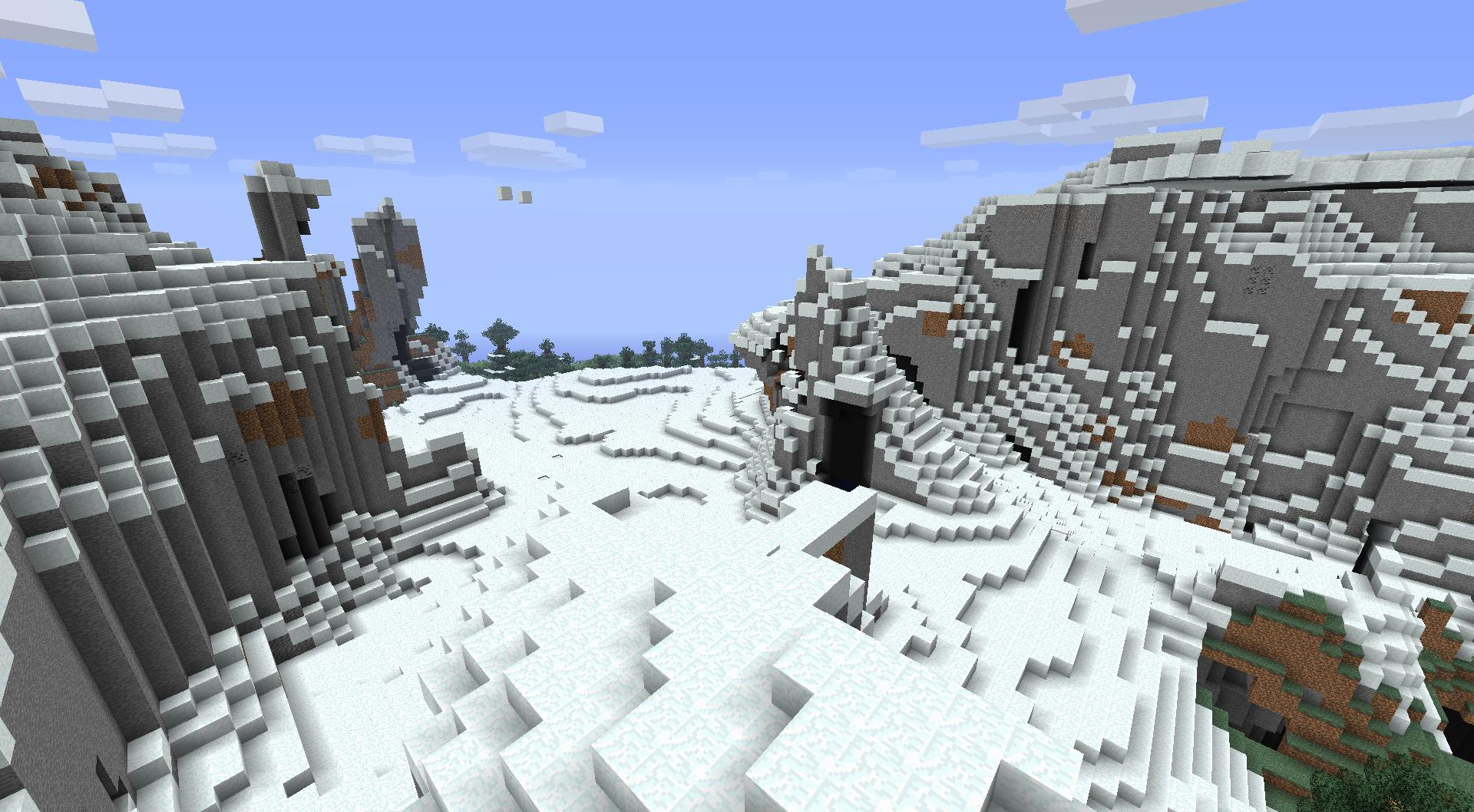 0f8bf  HXrsTND Better Biomes Screenshots