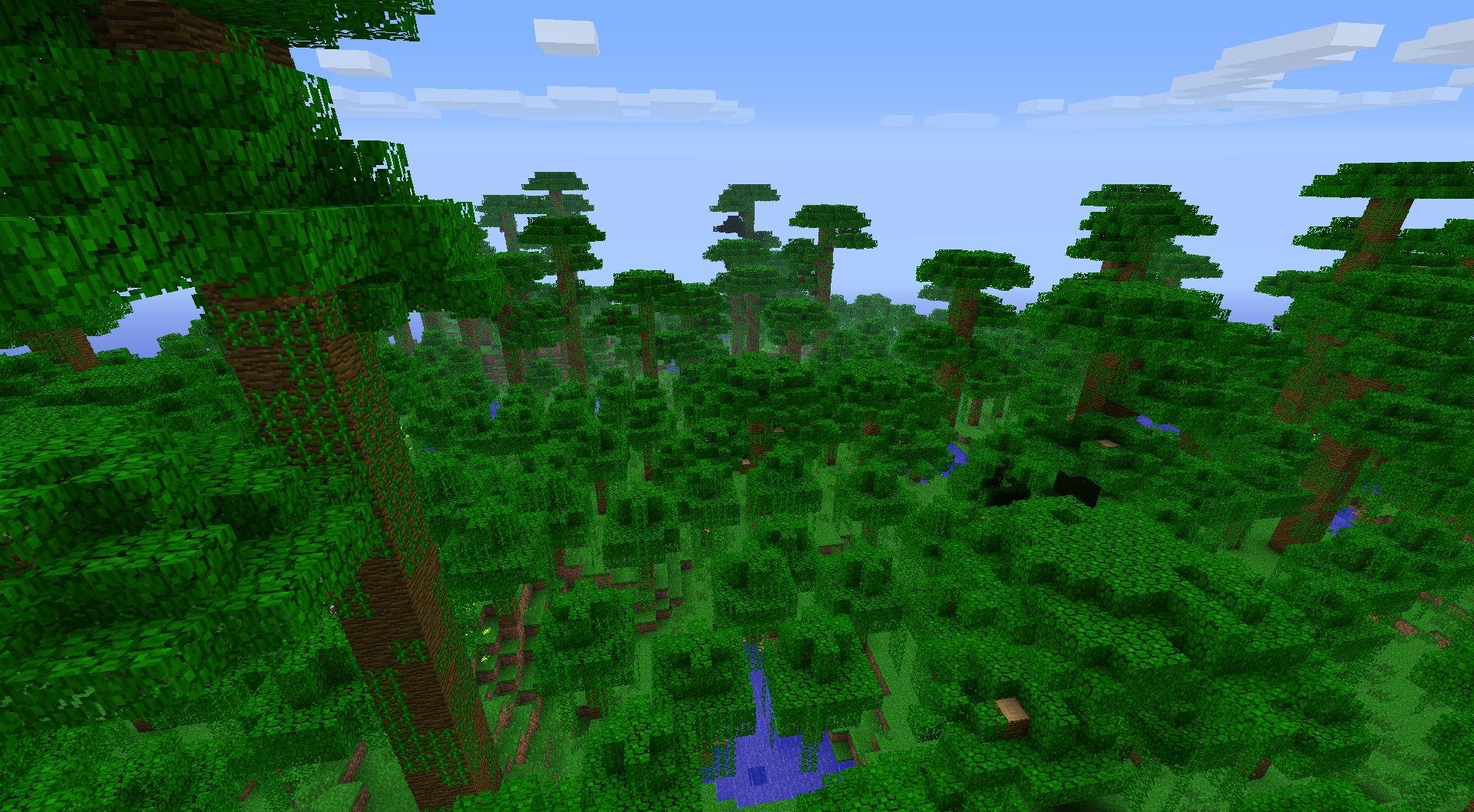 295c8  8Mlasvw Better Biomes Screenshots