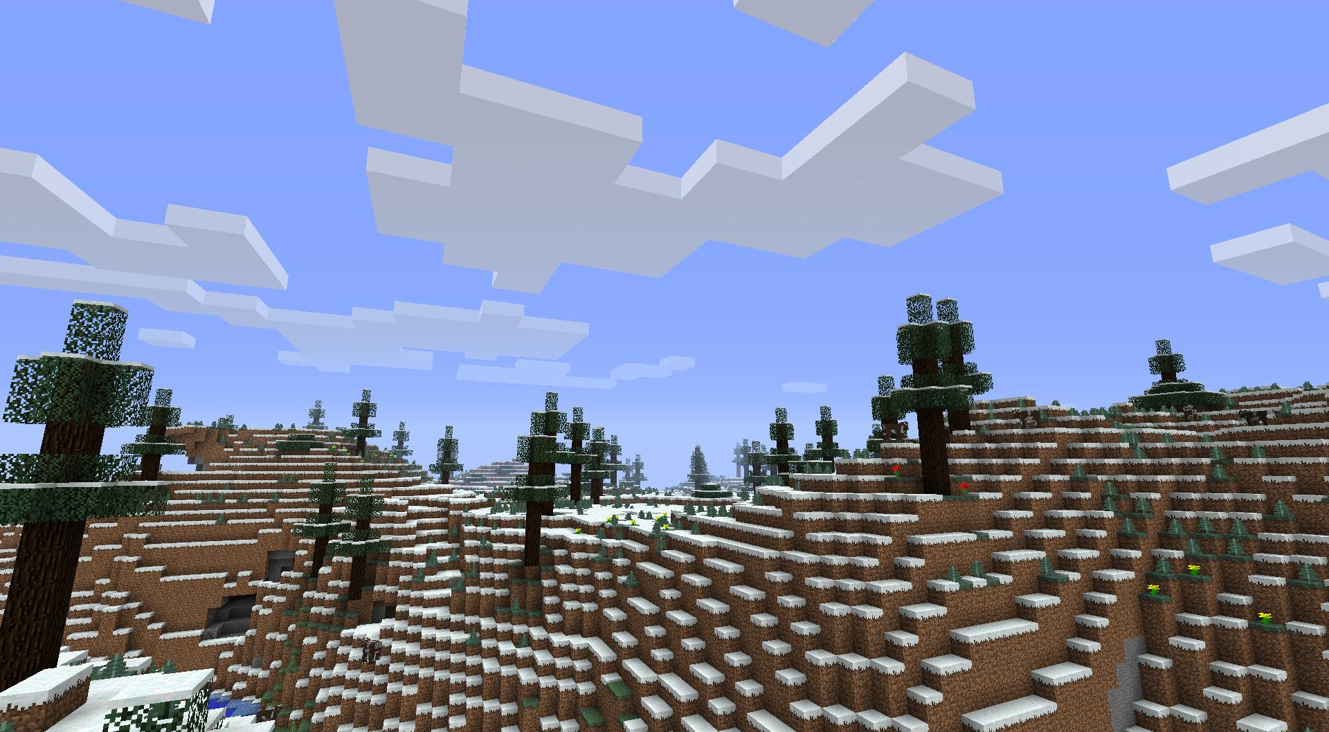 295c8  XcLHwFF Better Biomes Screenshots