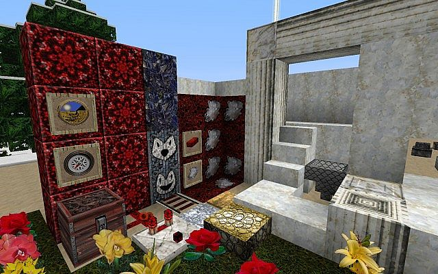 2c097  Mojokraft realistic texture pack 2 [1.7.10/1.6.4] [64x] MojoKraft Realistic Texture Pack Download