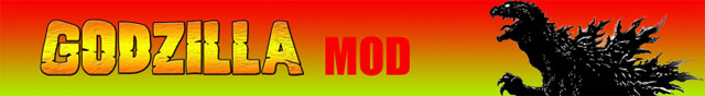 2f4fc  Godzilla Mod [1.6.2] Godzilla Mod Download