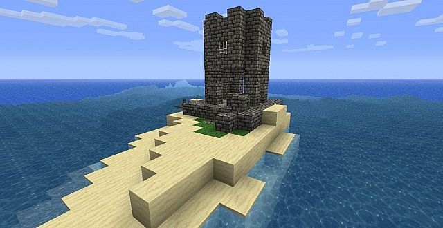 42ff1  Stranded Map 7 [1.5.2] Survival Island – Stranded Map Download