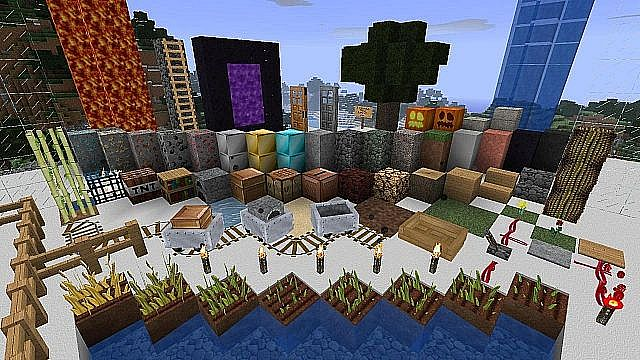 45532  Quatras enchanted texture pack 3 [1.5.2/1.5.1] [32x] Quatra's Enchanted Texture Pack Download
