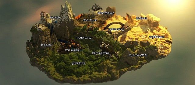 4a608  The Fallen Colossi Games Map 2 The Fallen Colossi Games Map Download