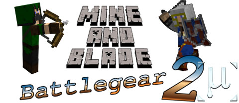 4ba2e  Mine Blade Battlegear 2 Mod [1.5.2] Mine & Blade: Battlegear 2 Mod Download