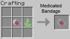579ea  medicatedbandage MedicCraft Recipes