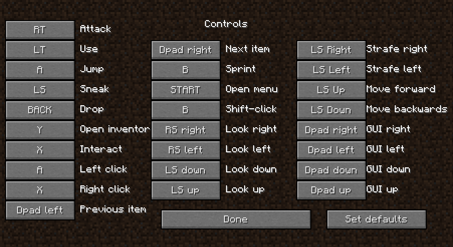 5a47b  Joypad Mod 4 [1.7.2] Joypad Mod Download