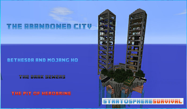 5d4a3  Stratosphere Map 4 [1.5.1] Stratosphere Survival Map Download