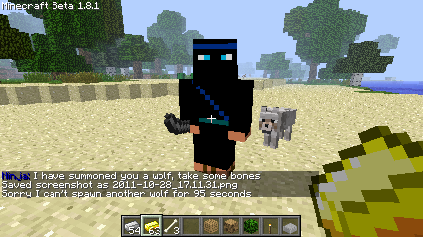 7f2e2  2011 10 28 17.11.39 Ninjas Screenshots