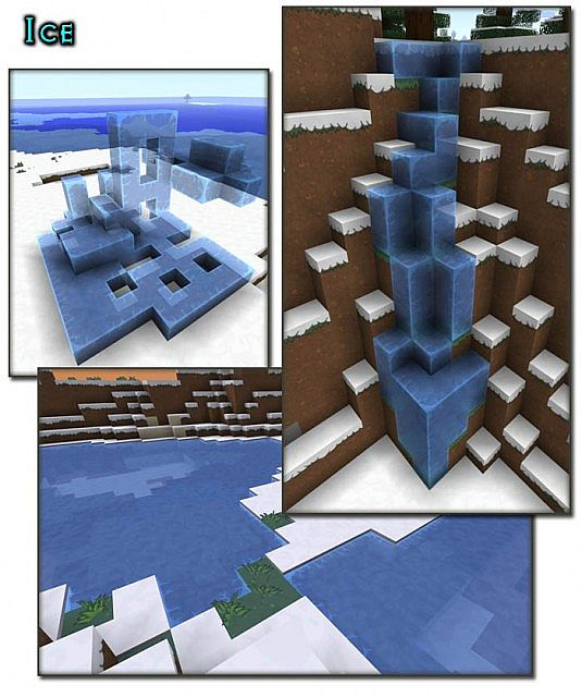 8823e  Sixtygig texture pack 3 [1.5.2/1.5.1] [64x] SixtyGig Texture Pack Download