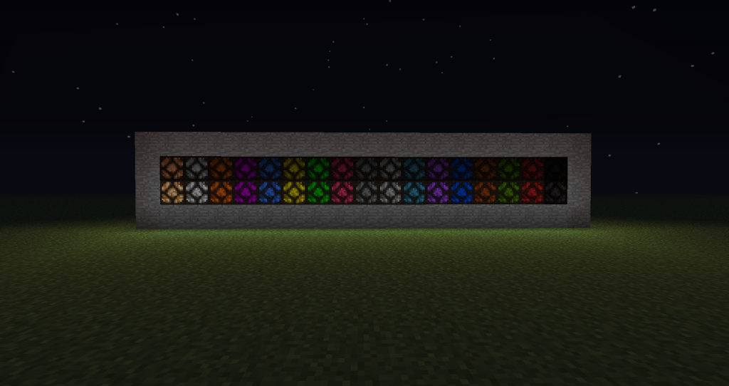 9e789  Tinted Lamps Mod 1 [1.5.2] Tinted Lamps Mod Download