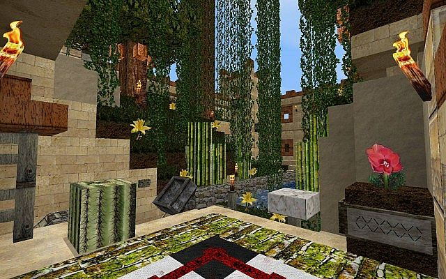 9e97d  Mojokraft realistic texture pack 1 [1.7.10/1.6.4] [64x] MojoKraft Realistic Texture Pack Download
