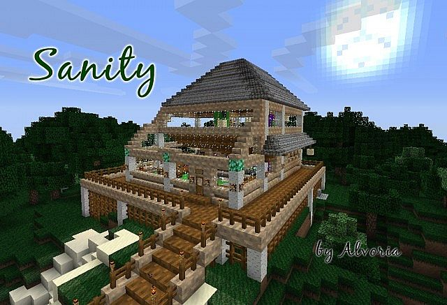 a97b4  Alvorias sanity texture pack [1.7.10/1.6.4] [16x] Alvoria's Sanity Texture Pack Download