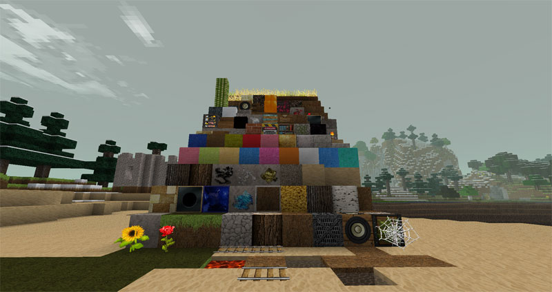 http://minecraft-forum.net/wp-content/uploads/2013/05/b6a88__Meinekraft-honeyball-texture-pack-1.jpg
