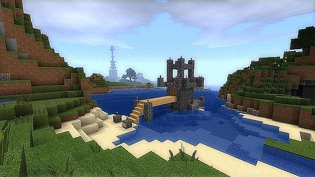 c3a72  Quatras enchanted texture pack 1 [1.5.2/1.5.1] [32x] Quatra's Enchanted Texture Pack Download