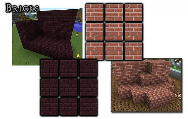 e31f4  Sixtygig texture pack 1 [1.5.2/1.5.1] [64x] SixtyGig Texture Pack Download