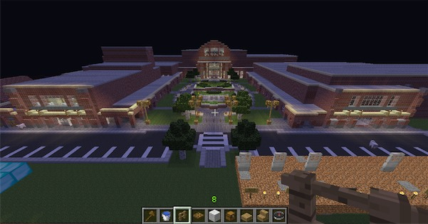 minecraft school maps download