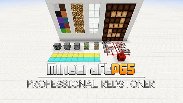 feda3  Professional redstoner texture pack [1.5.2/1.5.1] [16x] Professional Redstoner Texture Pack Download