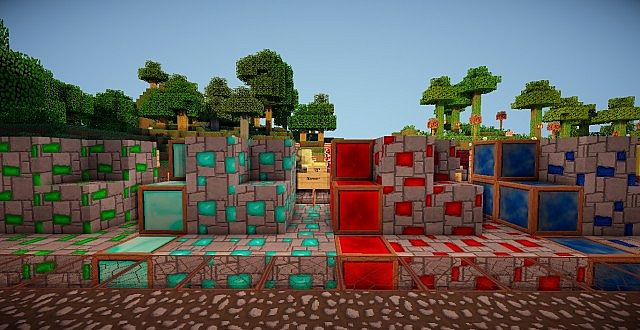 0a100  Adventure craft texture pack 6 [1.7.2/1.6.4] [64x] Adventure Craft Texture Pack Download