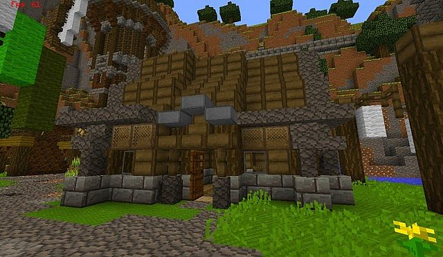 0df60  NA UX reborn texture pack 9 [1.7.2/1.6.4] [16x] NA UX Reborn Texture Pack Download