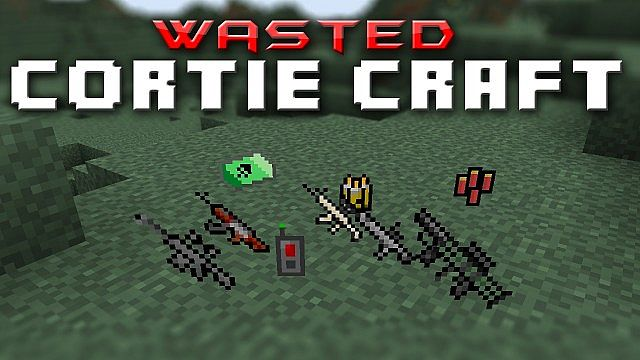 175e1  Wasted cortiecraft texture pack [1.5.2/1.5.1] [16x] Wasted CortieCraft Texture Pack Download