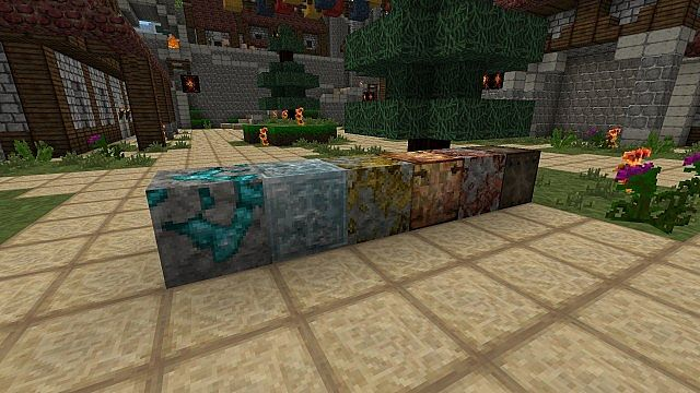 191b2  Mamba craft texture pack 3 [1.5.2/1.5.1] [32x] Mamba Craft Texture Pack Download