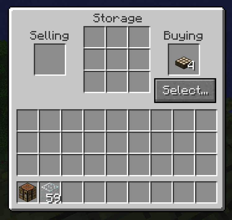 3198b  2gui Vending Block Screenshots and Recipes