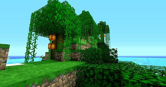 36726  Ellicraft texture pack 1 [1.7.2/1.6.4] [64x] ElliCraft Texture Pack Download