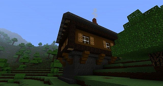 3dde7  Hawkpack alpha texture pack 1 [1.5.2/1.5.1] [32x] Hawkpack [Alpha] Texture Pack Download