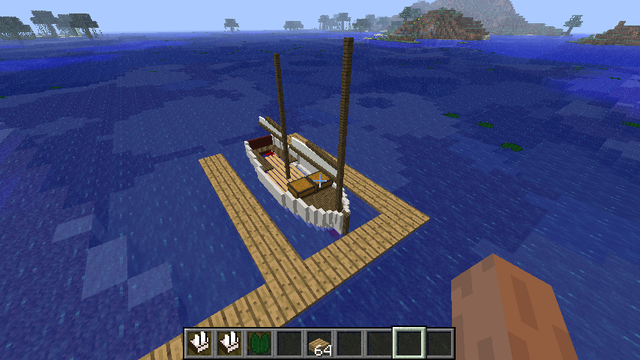 4ccb5  Small Boats Mod 2 Small Boats Screenshots and Recipes