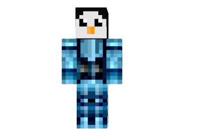 Cyborg Penguin Skin Download Minecraft Forum - Minecraft skins fur pc download