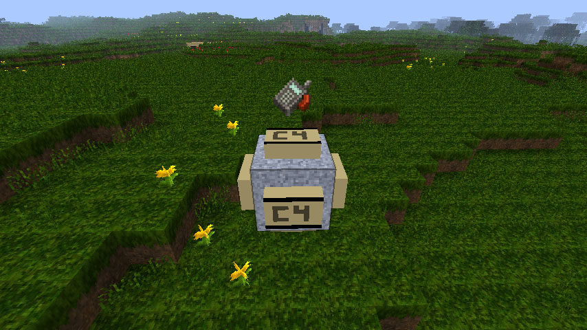 560b8  Explosives Lite Mod 4 Explosives+ Lite Screenshots