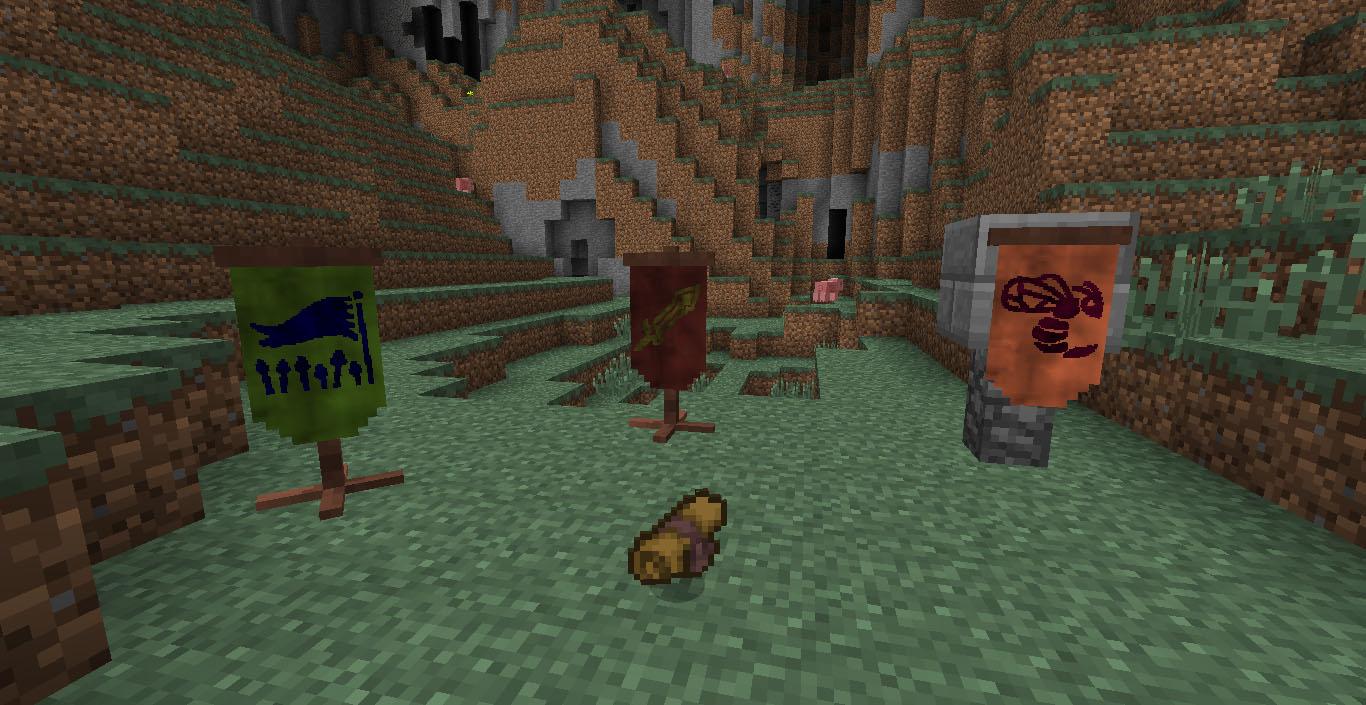 http://minecraft-forum.net/wp-content/uploads/2013/06/5f8f9__CraftHeraldry-Mod-2.jpg