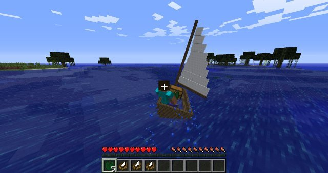 70361  Small Boats Mod 1 Small Boats Screenshots and Recipes