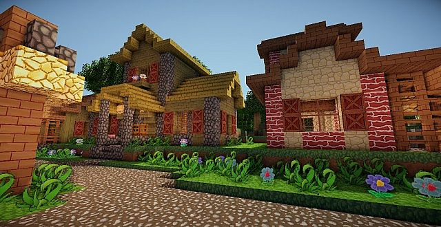 76964  Adventure craft texture pack 3 [1.7.2/1.6.4] [64x] Adventure Craft Texture Pack Download