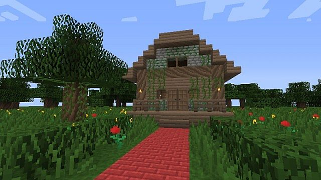 7aa42  Naturalistic texture pack 10 [1.7.2/1.6.4] [16x] Naturalistic Texture Pack Download