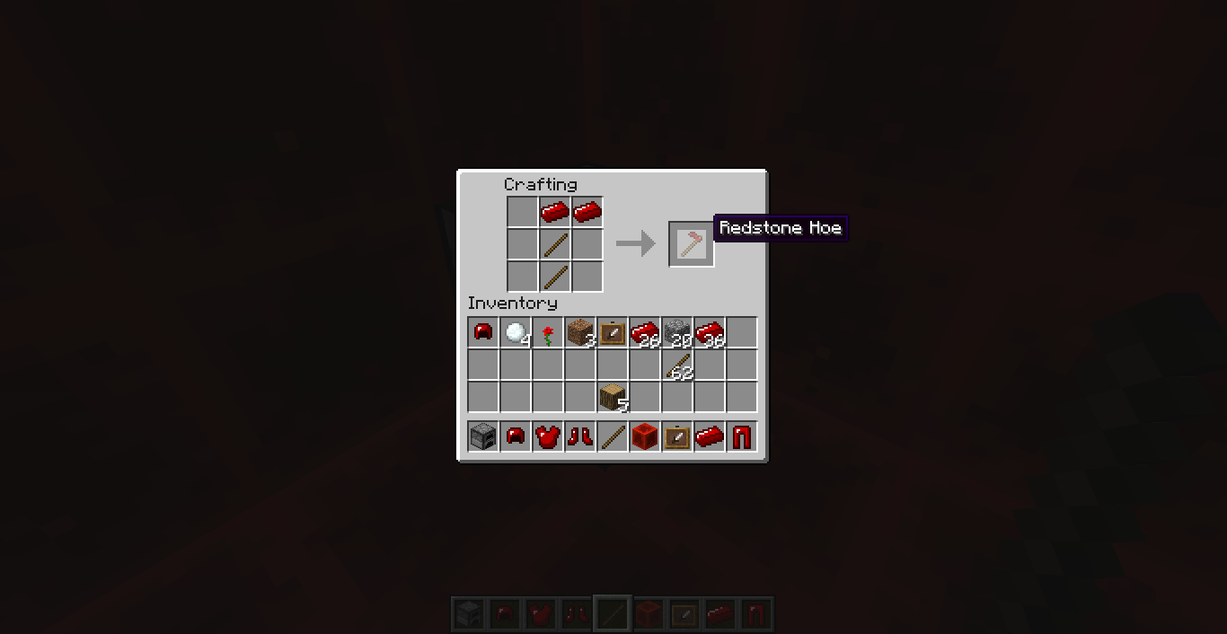 81220  OHrA7aD B0bGary's Redstone Tools Recipes