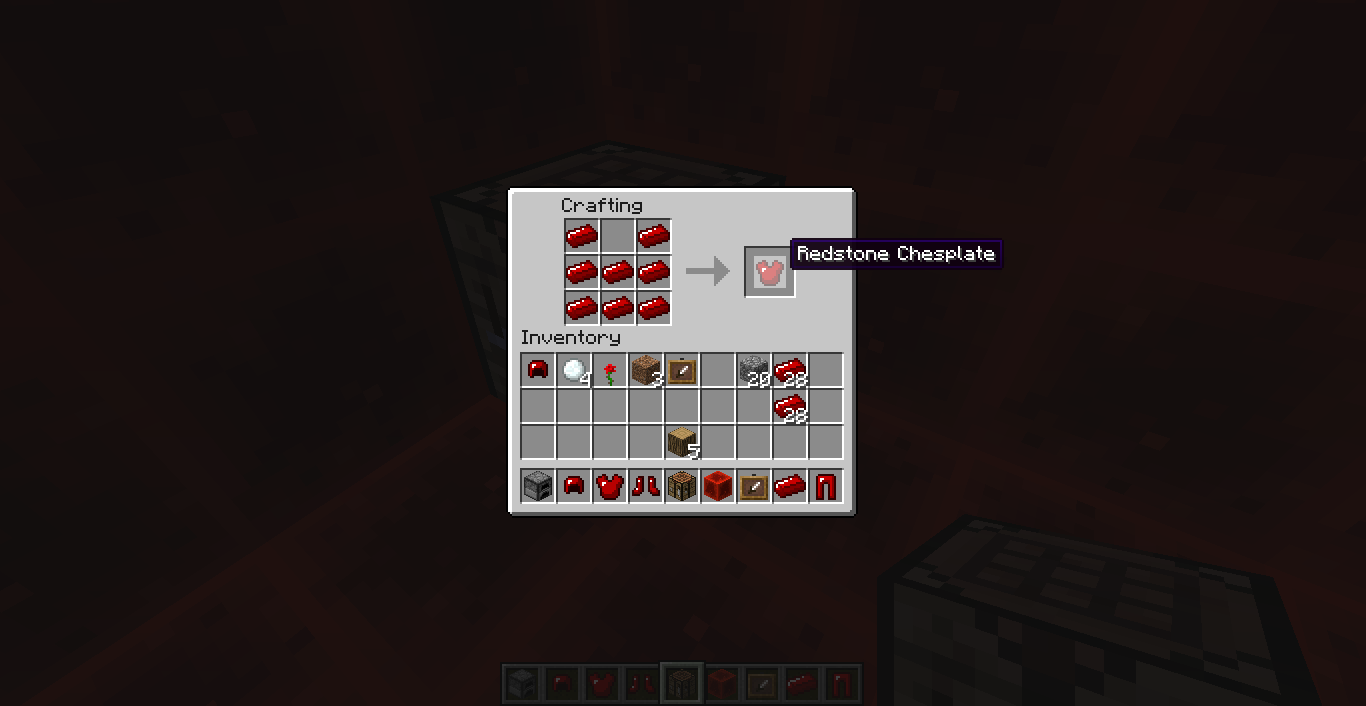 81220  RlCADQm B0bGary's Redstone Tools Recipes