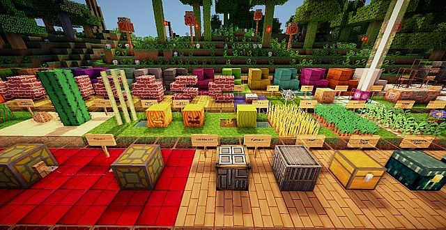 90485  Adventure craft texture pack 1 [1.7.2/1.6.4] [64x] Adventure Craft Texture Pack Download