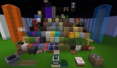94832  8 BIT texture pack 9 [1.5.2/1.5.1] [16x] 8 BIT Faster Than Sound Texture Pack para Minecraft