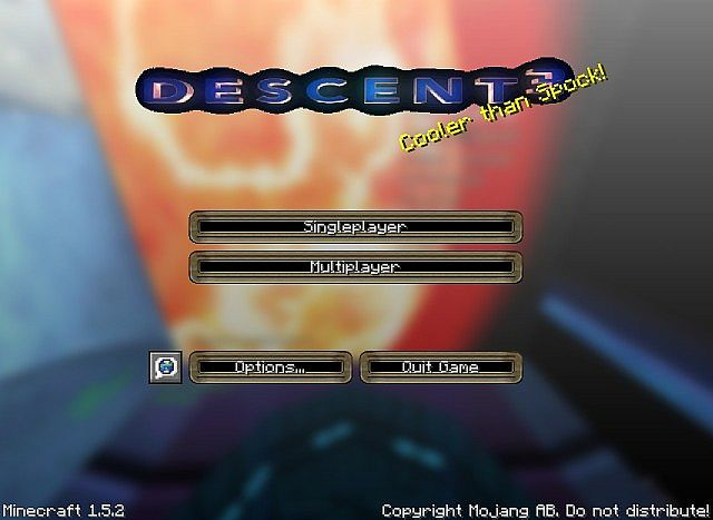 98e48  Descent 3 texture pack [1.5.2/1.5.1] [64x] Descent 3 Texture Pack Download
