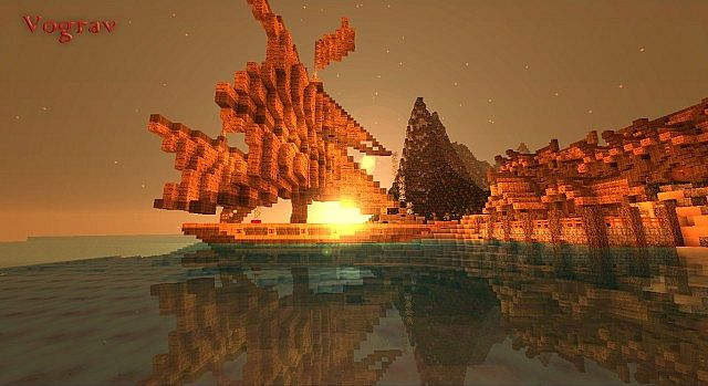 9b63d  Vograv hd texture pack [1.5.2/1.5.1] [128x] Vograv HD Texture Pack Download