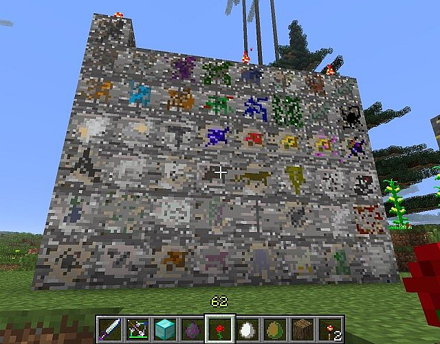 a12da  Ore Spawn Mod 9 Ore Spawn Screenshots