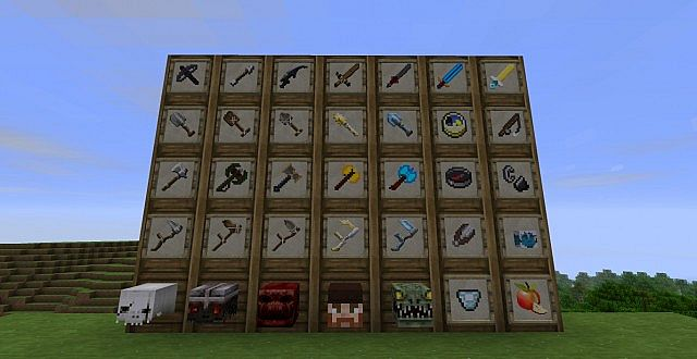 a4542  Enzos viking texture pack 5 [1.5.2/1.5.1] [32x] Enzo's Viking Texture Pack Download