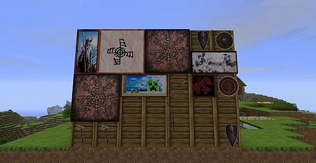 b4c1d  Enzos viking texture pack 7 [1.5.2/1.5.1] [32x] Enzo's Viking Texture Pack Download