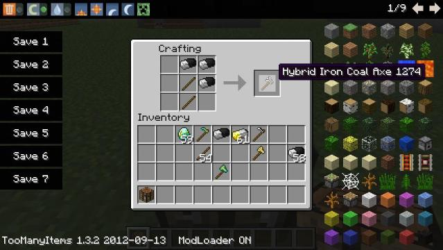 b86eb  2n6jk9 HybridCraft Recipes