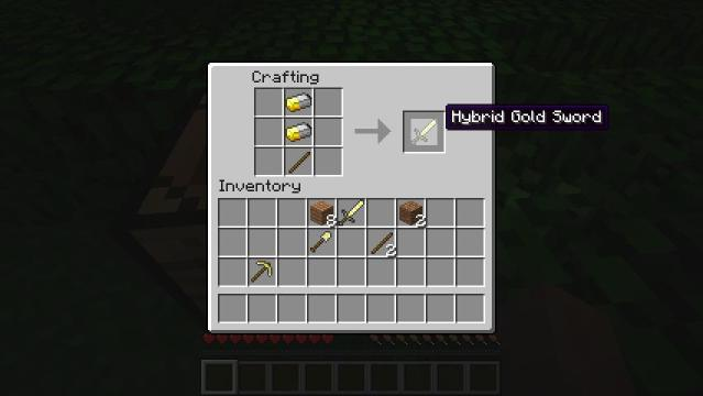 c0f2e  34obk35 HybridCraft Recipes